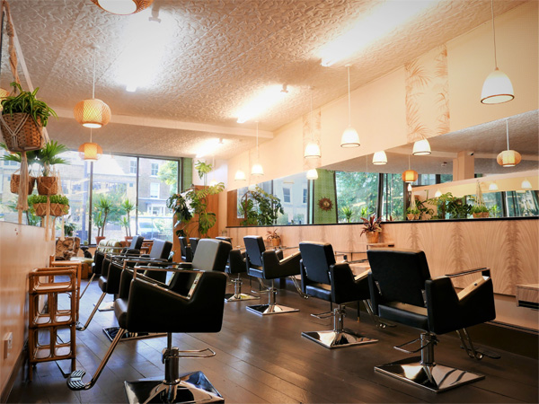 dalston salon